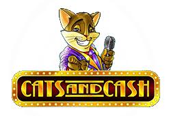 Cats and Cash Slot kostenlos spielen
