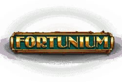 Microgaming Fortunium logo