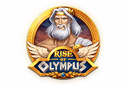 Play'n GO Rise of Olympus logo