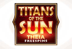 Microgaming Titans of the Sun: Theia logo