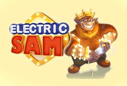 Elk Studios Electric Sam logo