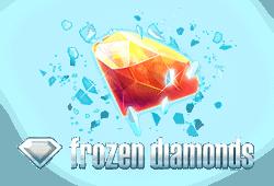 Microgaming Frozen Diamonds logo