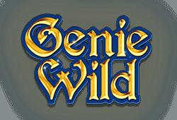 Microgaming Genie Wild logo