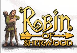 Microgaming Robin of Sherwood logo