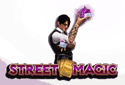 Play'n GO Street Magic logo