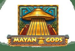 Red Tiger Gaming Mayan Gods logo