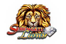 Serengeti Lions Slot kostenlos spielen