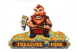 Treasure Mine Slot kostenlos spielen