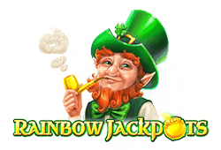 Red Tiger Gaming Rainbow Jackpots logo