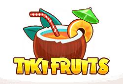 Red Tiger Gaming Tiki Fruits logo