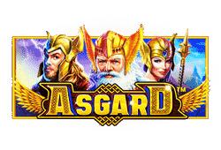 Pragmatic Play Asgard logo
