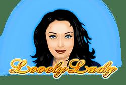 Lovely Lady Slot kostenlos spielen
