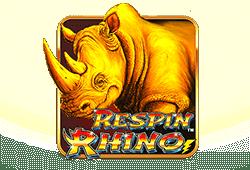 Respin Rhino Slot kostenlos spielen
