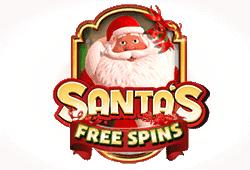 Santa's Free Spins Slot kostenlos spielen