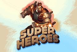 Super Heroes Slot kostenlos spielen