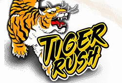 Thunderkick Tiger Rush logo