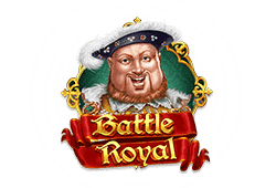 Play'n GO Battle Royal logo