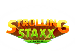 Net Entertainment Strolling Staxx: Cubic Fruits logo