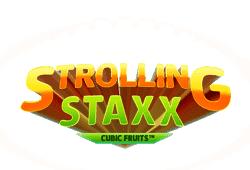 Strolling Staxx: Cubic Fruits Slot kostenlos spielen