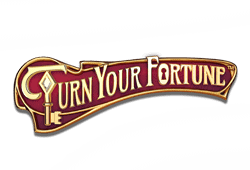 Net Entertainment Turn Your Fortune logo
