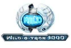 Net Entertainment Wild-O-Tron 3000 logo