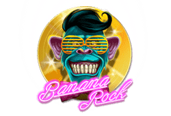 Banana Rock Slot kostenlos spielen