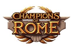 Yggdrasil Champions of Rome logo