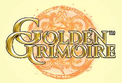 Net Entertainment Golden Grimoire logo