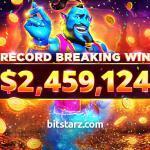 BitStarz Jackpot