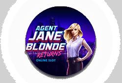 Agent Jane Blonde Returns Slot kostenlos spielen