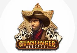 Play'n GO Gunslinger Reloaded logo