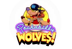 Rockabilly Wolves Slot kostenlos spielen