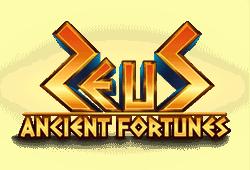 Microgaming Zeus: Ancient Fortunes logo