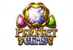 Play'n GO Perfect Gems logo