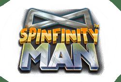 Spinfinity Man Slot kostenlos spielen
