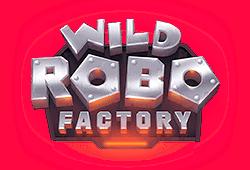 Yggdrasil Wild Robo Factory logo