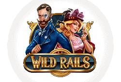 Play'n GO Wild Rails logo