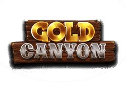 Betsoft Gold Canyon logo