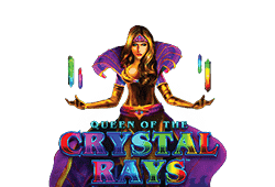 Queen of the Crystal Rays Slot kostenlos spielen