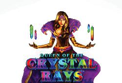 Queen of the Crystal Rays Slot kostenlos spielen