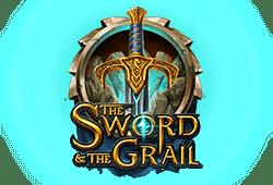 Play'n GO The Sword & The Grail logo