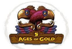 5 Ages of Gold Slot kostenlos spielen