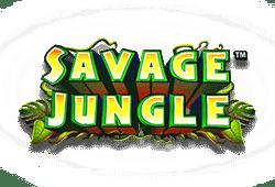 Savage Jungle Slot kostenlos spielen