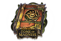 Rich Wilde and the Tome of Madness Slot kostenlos spielen