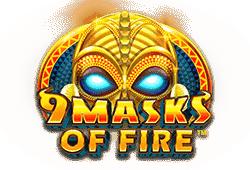 9 Masks of Fire Slot kostenlos spielen