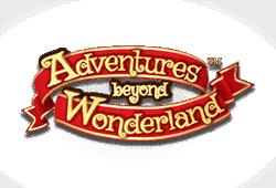 Adventures beyond Wonderland Slot kostenlos spielen