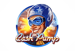 Play'n GO Cash Pump logo