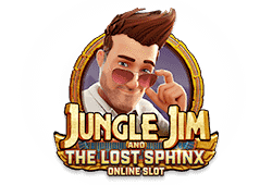 Jungle Jim and the lost Sphinx Slot kostenlos spielen