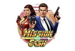 Play'n GO Mission Cash logo