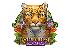 Play'n GO Rainforest Magic logo